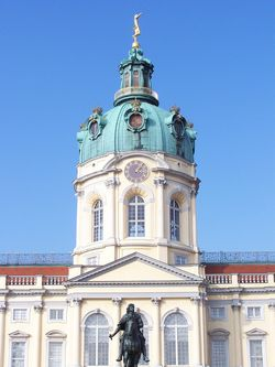 Schloss Charlottenburg Castle Tower