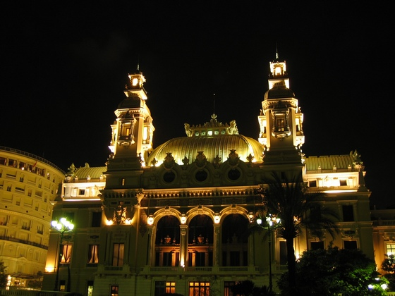 Casino of Monte Carlo