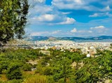 Athens City Greece