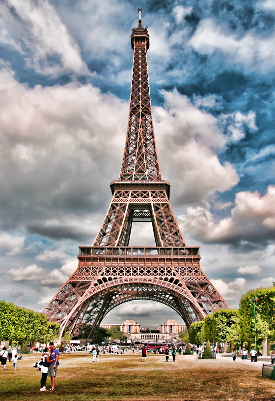 Eifell Tower in Paris