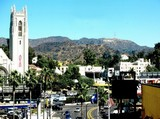 Visiting Hollywood CA