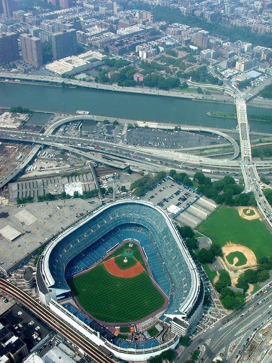 New York Yankee Stadium, Bronx