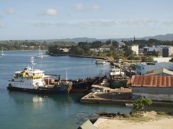 Port Vila is the capital of Vanuatu