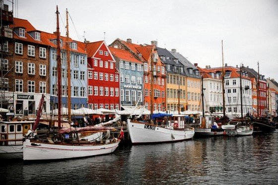 City of Copenhagen, Denmark