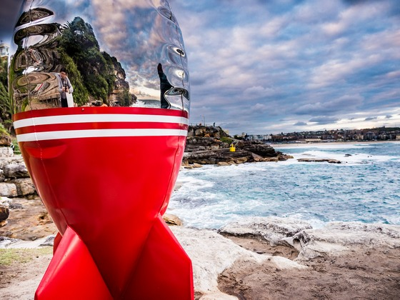 Sculptures by the Sea at Bondi