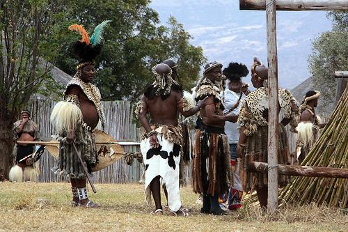 Cultural diversity of South Africa