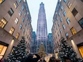 Spending Christmas on Manhattan