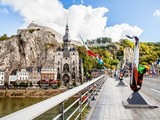Picturesque Belgium Cities